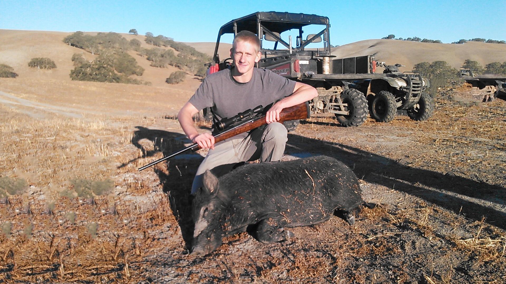 Pig hunting dating